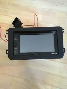 Pioneer double din touchscreen