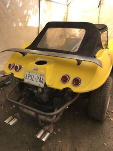 Classic 1966 VW Dune Buggy