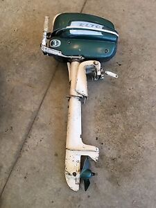 3hp Elto outboard engine