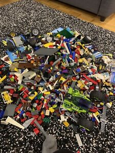 16kg of Lego Assorted