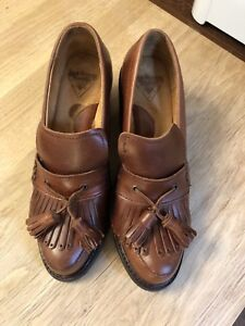 Fluevog sz 7 ladies shoes as new