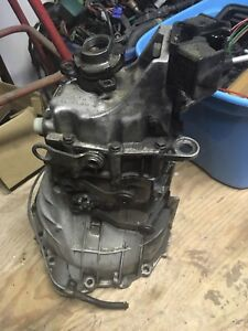 190E 5 Speed gearbox