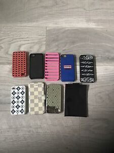 iPhone 4&5 BRAND NAME cases!