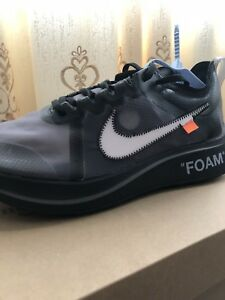 Nike x Off White Zoom Fly Size 10 DS