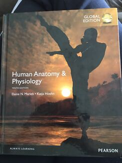 Human Anatomy and Physiology (Pearson) 10th ed