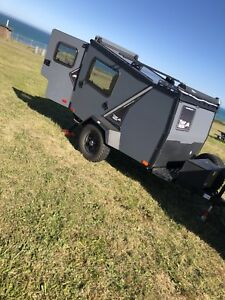 Tiger Moth trailer/ camper