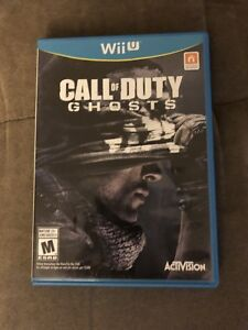Call of duty Ghosts for Wii U