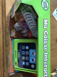 Caisse interactive Leap Frog