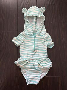 3-6 months baby gap swimsuit