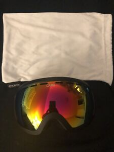 Capix Goggles with soft case