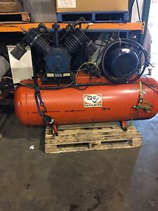 Quincy QT 15 industrial  air compressor,working like new!