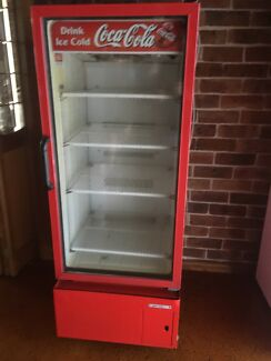 Wanted: Coca Cola fridge