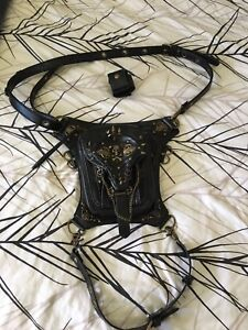 Leather Holster Purse