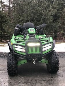 2008 Arctic Cat 650 TRV H1 Two Up