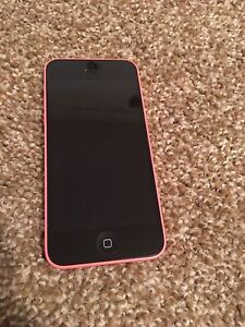 iPhone 5c never used