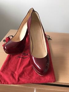 Christian Louboutin shoes Brunswick West Moreland Area Preview