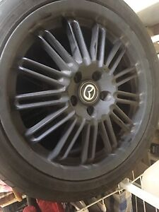 """Mazda 18"""" rims Windsor Downs Hawkesbury Area Preview"""