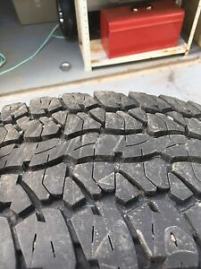 P245/65R17 Firestone Destination AT