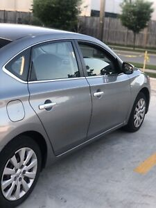 Nissan sentra 2013  low kms  accident free
