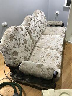 5 seater lounge