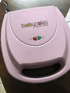 Baby Cakes Cupcake Maker