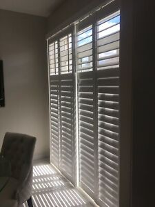 GOOD CALIFORNIA SHUTTERS DONE RIGHT CALL EARLY