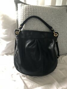 Marc by Marc Jacobs classic leather hillier hobo bag