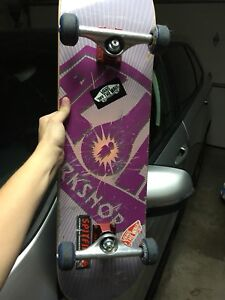 *BARELY USED* Alien Workshop Skateboard to