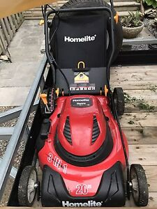 Almost new Electric Lawnmower