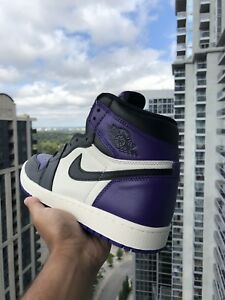Purple Court 9.5