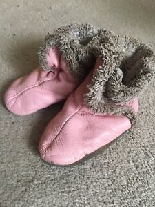 Robeez winter booties