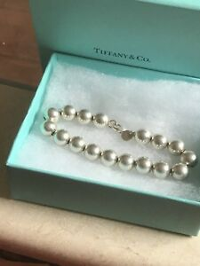 Hundred percent authentic Tiffany and Co. bracelet