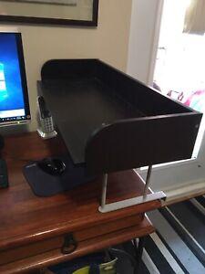 Tablette IKEA petit bureau d'ordinateur GALANT