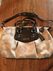 Coach Purse with removable strap