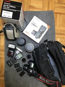 Kit de photography complet ( canon 6D)