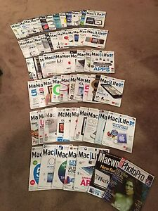 Must Sell! Mac|Life Magazine Back Issues