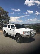 MY2010 Nissan Navara D22 STR Ascot Brisbane North East Preview