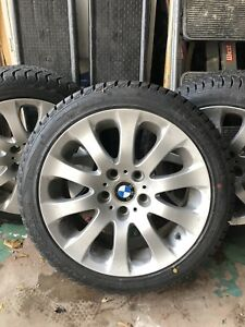 BMW Winter Rims and Tires 335XI