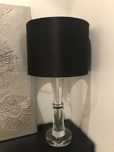 Beautiful Chrystal Base Lamp