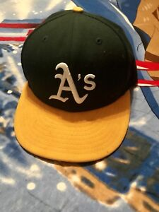 Youth Oakland A's Cap