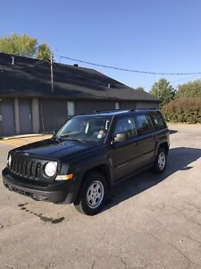 Jeep Patriot sport 2013 4x4