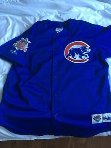 Chicago Cubs Jersey size L