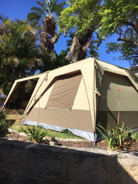 Black wolf turbo tent 300 Scarborough Stirling Area image 2. 1 of 9 & Black wolf turbo tent 300 | Camping u0026 Hiking | Gumtree Australia ...