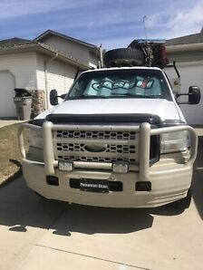2006 Ford F-450 picker truck