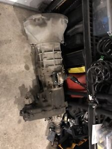 Jeep AX-15 transmission and NP231J transfercase