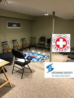 First Aid/CPR Training and Certification