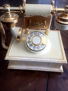 French Vintage Phone
