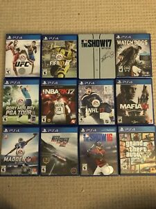 PS4 video games madden 19 and more**********