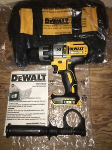 "Dewalt 20v XR Brushless 3 Speed 1/2"" Hammer Drill"