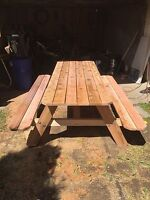 Anyone looking for custom deck furniture?
